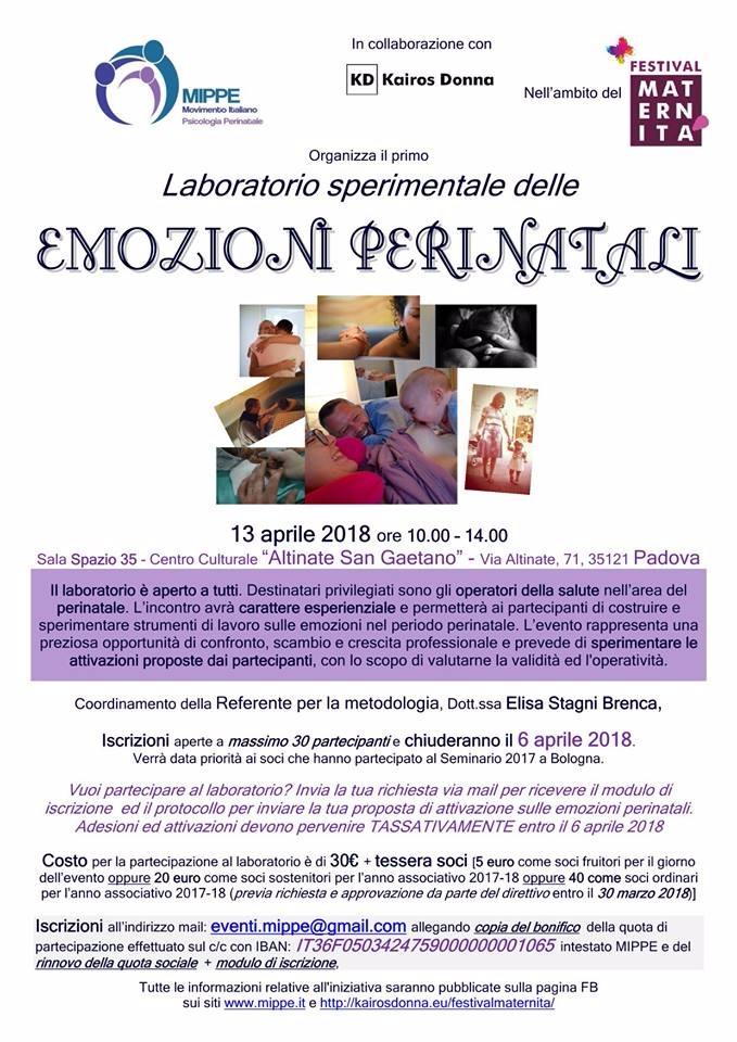 emozioni perinatali