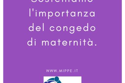 congedo di maternità